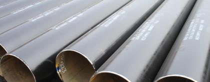 ASTM A53 GR B 16inch STD DRL Mild Steel Pipe
