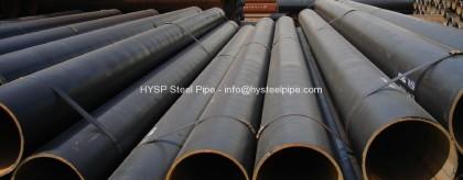 API 5L ERW Mild Steel Pipe