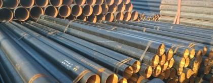 ASTM A53 B ERW Steel Tubing