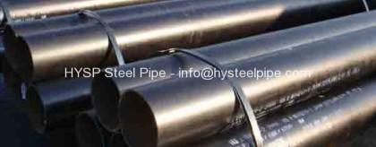 ASTM A53 Steel Properties GRADE B ERW