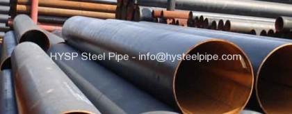 API 5L Line Pipe 24 inch Sch 40 ERW Pipe DRL