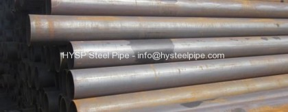 ASTM A252 Gr 3 Pipe Steel DRL OD 323.9mm SCH 40