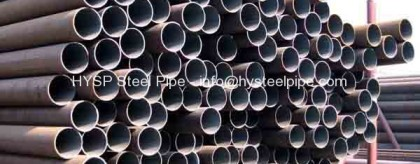 ASTM A252 Gr 2 Pipe Steel 219.1mm SCH 40 DRL
