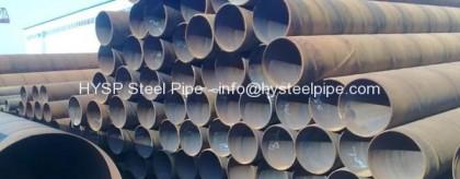 EN10219 S275JOH Carbon Steel Pipe