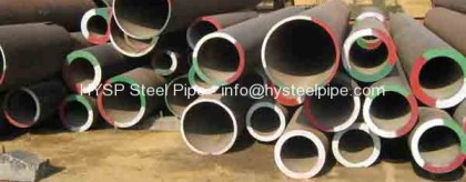A252 Grade 3 DRL Pipe and Tube OD 219
