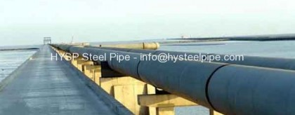 EN 10219 Structure Pipe Large Diameter Pipe S355JOH