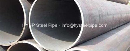 ASTM A53 GR.B 660 STD ERW Pipe