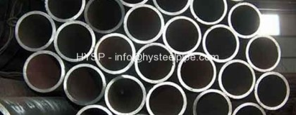 ASTM A53B ERW Steel Pipe S40 SRL