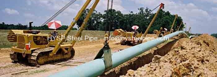4 Line Pipe Standard Similar to API 5L You Must Know