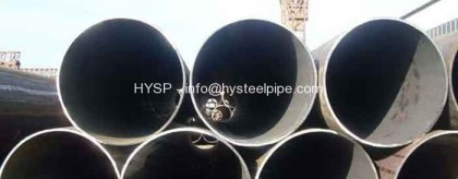 ASTM A252 Gr 2 Steel Piles OD 864mm Sch40